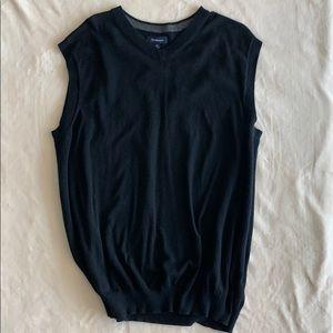 Men's Croft and Barrow Sweater Vest XL